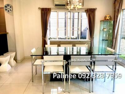 For Sale - Sell rent 2 story detached house, size 53 sq. wa. The Plant Bangna