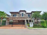 ขาย - ขาย - บ้านใหม่ บ้านเดี่ยว 2 ช้้น เดอะแกรนด์ ปิ่นเกล้า แบบบ้านพาลาซิโอ้ เดอ ลา แมกตาเลน่า เนื้อที่ 159. 5 ตรว