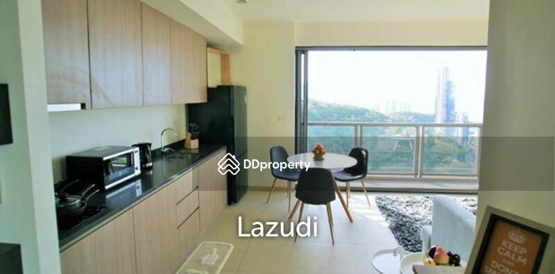 Lazudi Sea View 2 Bedrooms at Unixx Condominium for rent