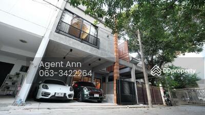 ให้เช่า - For Rent TownHouse 2 Storeys in Sukhumvit 49 Near BTS Thonglor (PST Ann245)