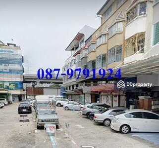 For Sale - ขายอาคารสำนักงานถนนพหลโยธิน ใกล้ห้าแยกลาดพร้าว 24. 6 ตรว. ราคา 25 ล้าน