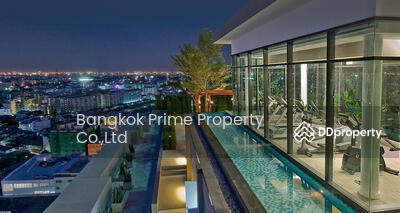 ขาย - ♥ ห้องสวย ราคาพิเศษ เจ้าของห้องใจดีสุด ♥ Ideo Ratchada-Huaykwang  /BPP-IDORH