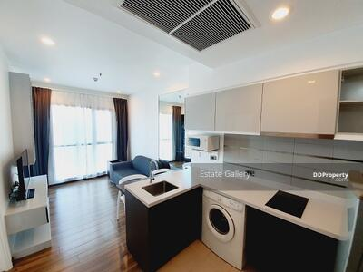 For Rent - Shock deal for rent! Special layout unit on 19th floor at Wyne by Sansiri
