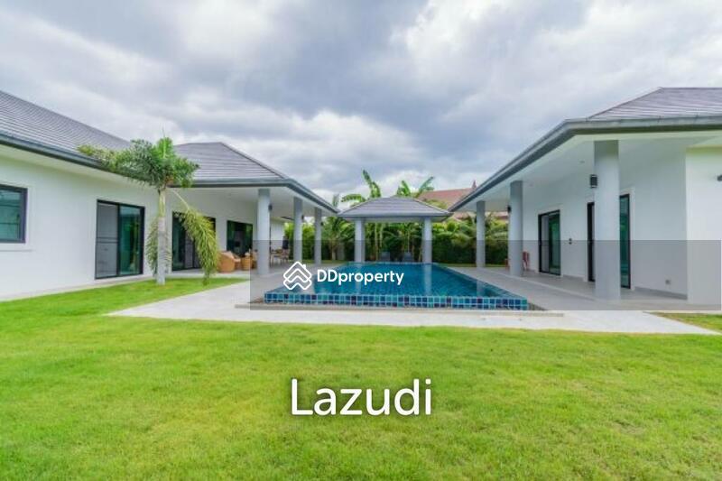 Lazudi GREAT DESIGN BRAND NEW 3 BED POOL VILLA