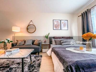 For Sale - ขาย คอนโด ห้องตกแต่งใหม่ สวยมาก บี ยู โชคชัย4 คอนโดมิเนียม 30 ตรม. เข้าอยู่ได้ทันที