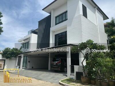 ให้เช่า - 4 Bed House For Rent in Rama 9 BR8240SH