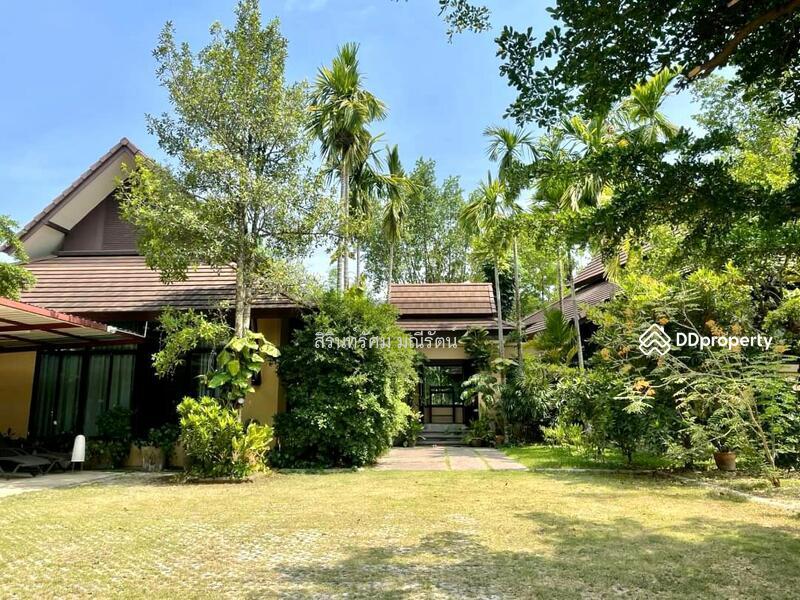 ขาย บ้านสไตล์ล้านนา รีสอร์ท บนพื้นที่เกือบ 2 ไร่ ท่ามกลางธรรมชาติ อำเภอหางดง #87563448