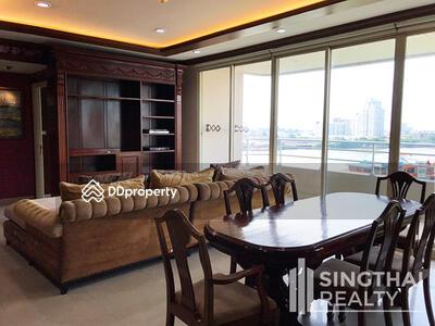 ให้เช่า - For RENT : Watermark Chaophraya Sathorn / 3 Bedrooms / 3 Bathroomss / 141. 0 sqm / 70000 THB [6390128