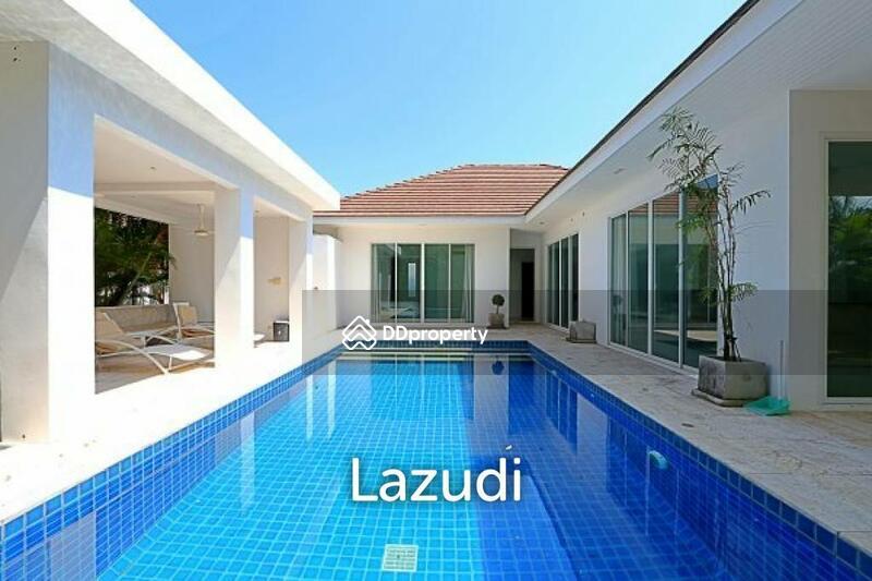 Lazudi WHITESTONE VILLAS : Good Quality 3 Bed Pool Villa