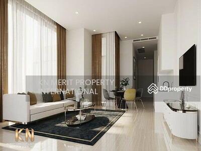 For Rent - Ashton silom ให้เช่า 2 ห้องนอน 2 ห้องน้ำ ขนาด 75 ตารางเมตร ชั้น 41 วิวสวย เฟอร์ครบ ห้องใหม่