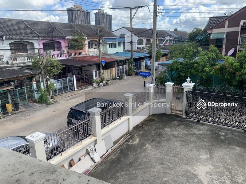 หมู่บ้านพรเจริญ ซ.วัดเสาธงหิน #86920006