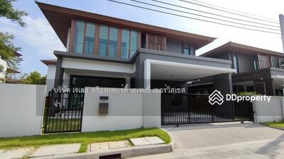 For Sale - JSOWN0024๋ Sales House Burasiri Phattanakarn 4 beds 5 baths 14 Mb.