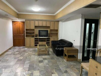 For Rent - AD-0010(1425) For rent- Merlin tower 2bed 2bath  80sqm. 7th floor  15, 000baht/month