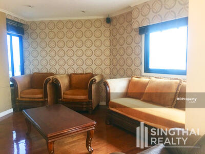For Rent - For RENT : Sathorn Gardens Sathorn / 3 Bedrooms / 3 Bathroomss / 201. 0 sqm / 85000 THB [7964389