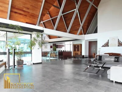 For Rent - 5 Bed Baan Saraan Duplex Penthouse For Rent BR1087CD