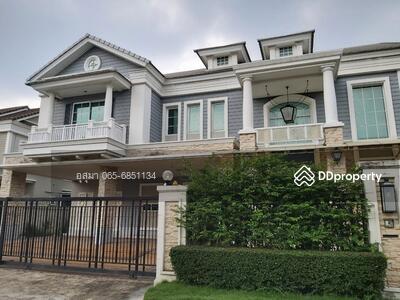 For Rent - Sell/Rent Luxury House, Narasiri Bangna Km. 10, near Mega Bangna