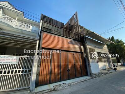 For Sale - ขาย ทาวน์โฮม อุดมสุข 41 สไตล์ Modern Loft 4นอน 4น้ำ ทำเลเมือง ใกล้รถไฟฟ้าอุดมสุข 6. 99mb