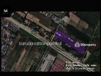 ขาย - 2102/ที่ดิน22. 3. 45ไร่ ตรว. ละ 7500 บาท โซน EEC โซนอุตสาหกรรม ผังม่วง 22ไร่ 3งาน 45ตรว  โซน ECC ติดถนนหลักระยองเส้น36 ใกล้ถนนใหญ่ 120 เมตร