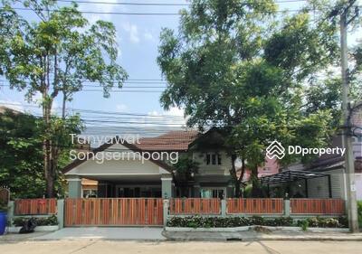 ขาย - ขาย บ้านเดี่ยว ลภาวัน15 หลังใหญ่ 115 ตรว. บ้านสวย พร้อมอยู่ มีบ่อปลา มีสนามหญ้า ทำเล ถนนราชพฤกษ์