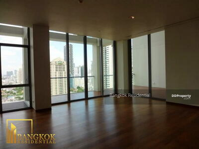 For Rent - 3 Bedroom Condo For Rent in The Sukhothai Residences BR6489CD