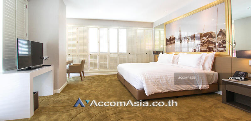 Luxurious Place in Luxury Life Apartment 4 Bedrooms For Rent BTS Ploenchit in Ploenchit Bangkok (AA30037) #87080372