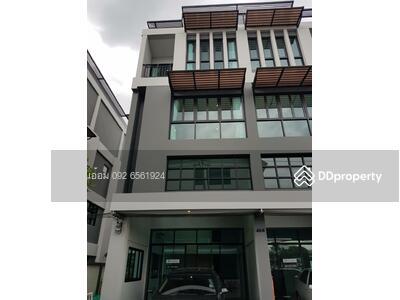 ขาย - โฮมออฟฟิศ 3. 5 ชั้น Home Office ลาดพร้าว 101 แยก 42 สร้างเสร็จใหม่ สวยงาม พร้อมเข้าอยู่