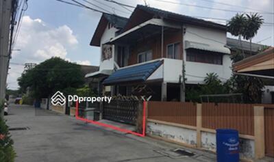 For Sale - ขายถูก! บ้านเดี่ยว หมู่บ้านสหกรณ์การบินไทย จังหวัดนนทบุรี 02-88-07241
