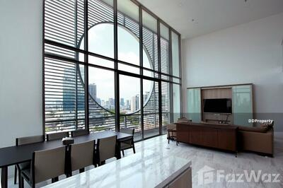 For Rent - 4 Bedroom Penthouse for rent at Siamese Surawong U885026