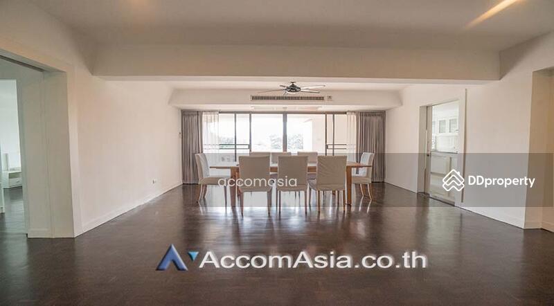 Family Apartment with Lake View Apartment 3 Bedroom For Rent BTS Asok - MRT Sukhumvit in Sukhumvit Bangkok ( AA10680 ) #87126166