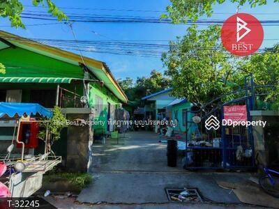 ขาย - ขาย บ้านเดี่ยวชั้นเดียว หมู่บ้านสินสมบูรณ์ เทศบาลบางปู 45 สมุทรปราการ