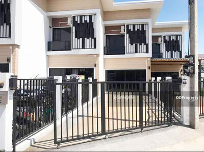 For Sale - CE0320 Two-storey townhouse for sale with 2 bedrooms and 3 bathrooms.  The area size is 27 sq. wa. Near the city.