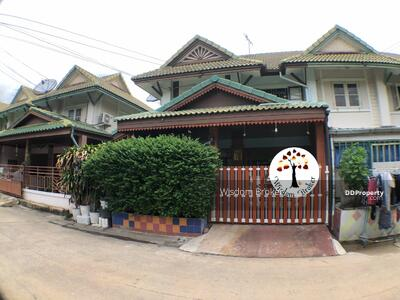 For Sale - ! express!  Townhouse for sale, Pruksa 13, size 24 sq. wa. , 3 bed 2 bath