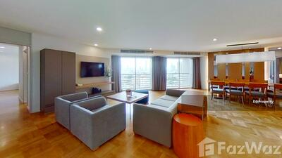 ให้เช่า - อพาร์ทเม้นท์ให้เช่า 3 ห้องนอน ในโครงการ บางกอก การ์เด้น