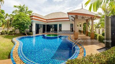 ให้เช่า - Pool Villa ให้เช่า พร้อมเฟอร์นิเจอร์ หมู่บ้านดุสิต