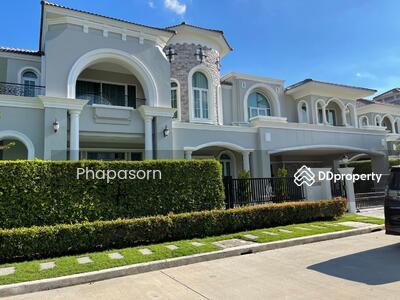 For Sale - บ้านแกรนด์โมนาโค กาญจนาภิเษก-บางนา (GRANDE MONACO Bangna)