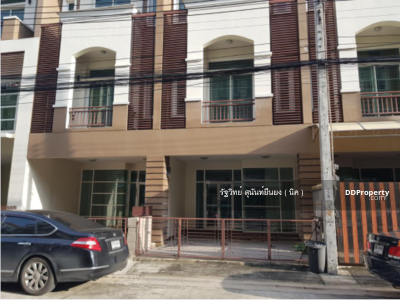 For Sale - Townhome for sale, Premium Place project, Nawamin - Sukhapiban 1