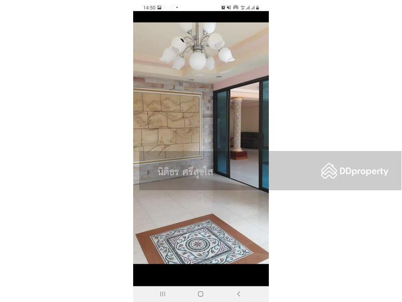 ขายบ้านเดี่ยว2 ชั้น สร้างเอง เนื้อที่ 367ตารางวา ซอยรามอินทรา 38 4ห้องนอนใหญ่ 5 ห้องน้ำ 2 ห้องทำงาน #87186674