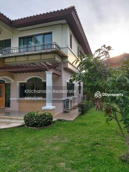 บ้านเดี่ยว หมู่บ้านศุภาลัย สุวรรณภูมิ #87193644