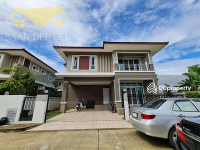 ให้เช่า - บ้านสวยในโครงการให้เช่า เดือนละ 27, 000 บาท เดินทาง 13 นาทีถึงรร. ยุวทูตศึกษาพัฒนา No. 13H105