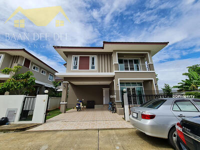 For Rent - A house for rent near by 13 min to ABS - Ambassador Bilingual School, No. 13H105