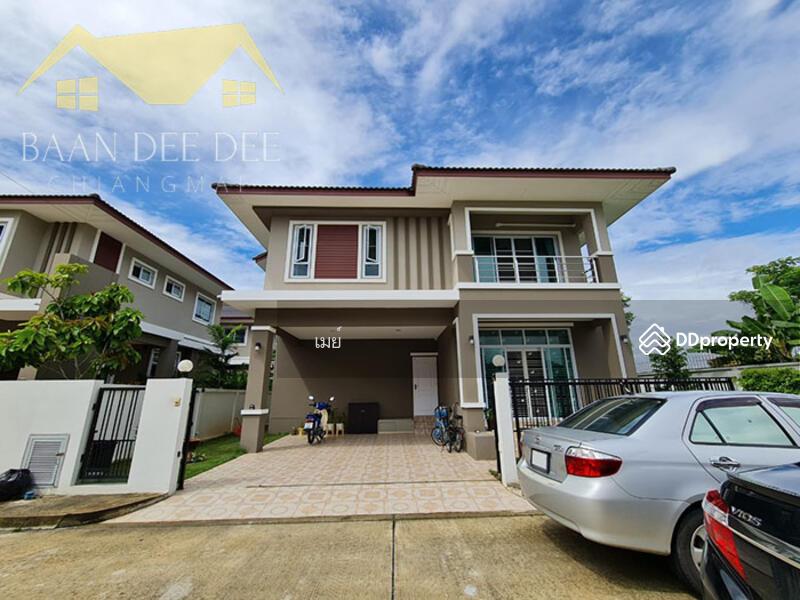บ้านสวยในโครงการให้เช่า เดือนละ 27,000 บาท เดินทาง 13 นาทีถึงรร.ยุวทูตศึกษาพัฒนา No.13H105 #87246758
