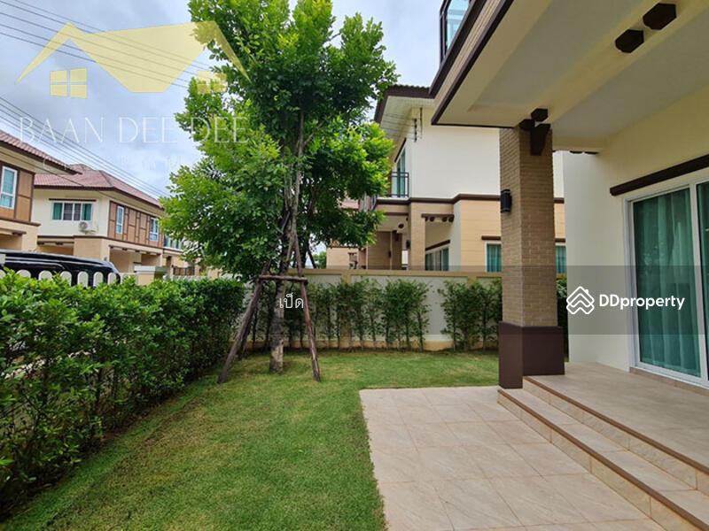 บ้านในโครงการ เฟอร์นิเจอร์ครบ ตกแต่งภายในสวย ใกล้พรอมเมนาดา ให้เช่าเดือนละ 24,000 บาท No.13H106 #87248656