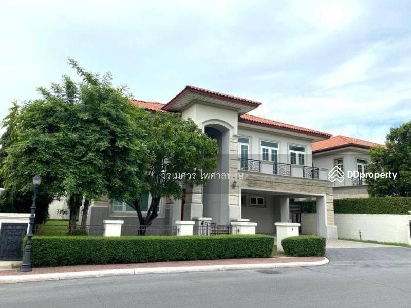 ขายถูก! บ้าน Grand Crystal เลียบด่วนเอกมัย-รามอินทรา  238.9 ตร.ว. 5 นอน 7 น้ำ 558 ตร.ม.