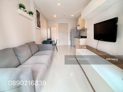 For Rent - Ideo ratchada-huaikhwang 2 bedrooms for rent fully furnished near MRT Huaikhwang Station