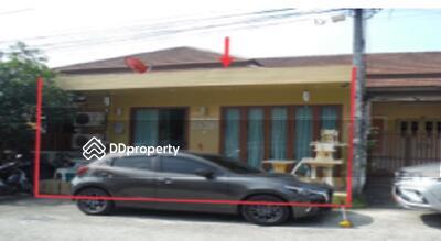ขาย - ขายถูก! ทาวน์เฮ้าส์ หมู่บ้านเจ้าฟ้าการ์เด้นโฮม 5 03-88-05175