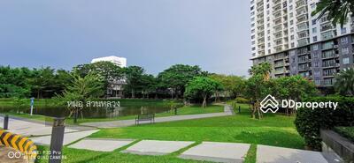 ขาย - ขายคอนโด The Parkland Srinakarin Lakeside วิวทะเลสาบ ถนนศรีนครินทร์