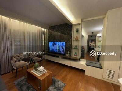 For Rent - ให้เช่า S&Sขนาด 2 หัองนอน 66 ตรม. ชั้นสูง ไม้สักทอง ทั้งห้อง 20, 000/เดือน