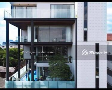 ขาย - 6406-313 ขายบ้าน รัชดา มีลิฟท์ส่วนตัว สระว่ายน้ำ ดาดฟ้าต่อเติมได้ จอดร
