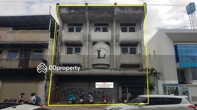 ขาย - ขายตึกแถว, ตึกแถวท่าแพ, ตึกแถวเชียงใหม่ (Sh-640617-0003)