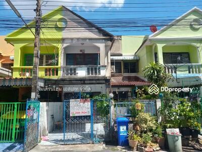 For Sale - ขายทาวน์เฮ้าส์2ชั้น หมู่บ้านธนะธานี3-สุขใจ ถ. รามอินทรา เขตบึงกุ่ม กรุงเทพมหานคร